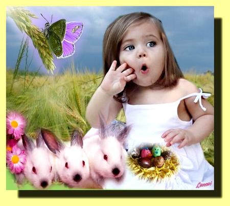 PPS:Pâques des enfants. Lovani dans PPS ho-ho